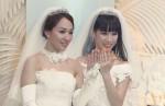 Hai sao nữ Nhật Bản tổ chức đám cưới