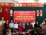 Thứ trưởng Phan Thị Mỹ Linh dự Hội nghị điển hình tiên tiến ngành xây dựng Nam Định