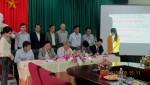 TCty Bạch Đằng ký hợp đồng gói thầu 24 - Nhà máy nhiệt điện Thái Bình