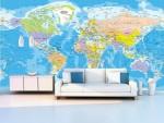 Những bức tranh tường tuyệt vời cho ngôi nhà của bạn