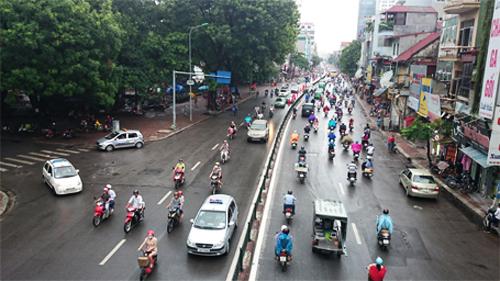 Hà Nội: Duyệt nhiệm vụ thiết kế đô thị hai bên tuyến phố Thái Thịnh