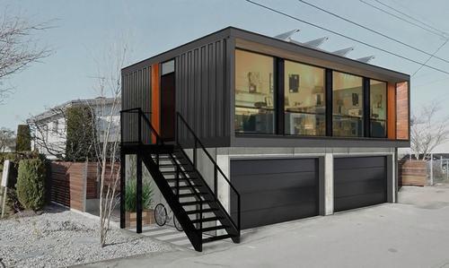 Kết quả hình ảnh cho container nhà ở