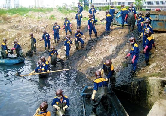 Hà Nội còn 16 điểm có nguy cơ úng ngập mùa mưa 2016