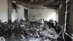 Đã xác định nguyên nhân ban đầu vụ cháy nhà NƠ 1B Linh Đàm