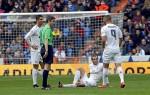 Ronaldo đối mặt nguy cơ nghỉ hết mùa giải