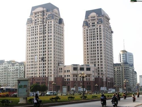 Quyết toán chi phí dự án Tòa nhà hỗn hợp HH4 Sông Đà Twin Tower