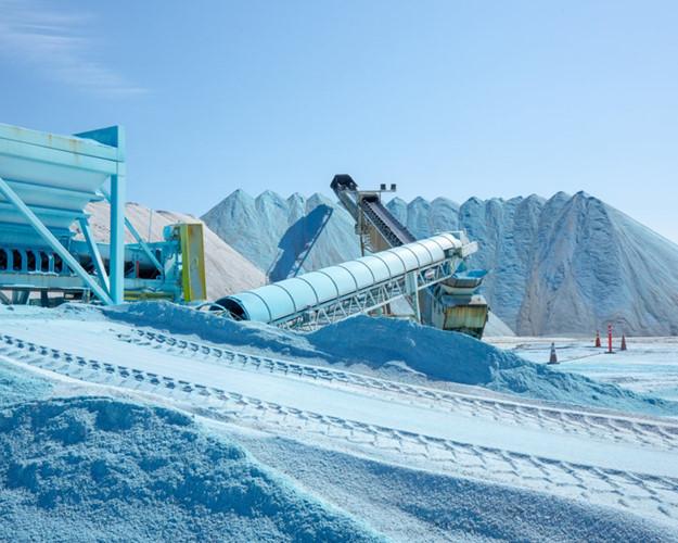 Quy định phê duyệt thiết kế Dự án khai thác và chế biến muối mỏ tại Lào