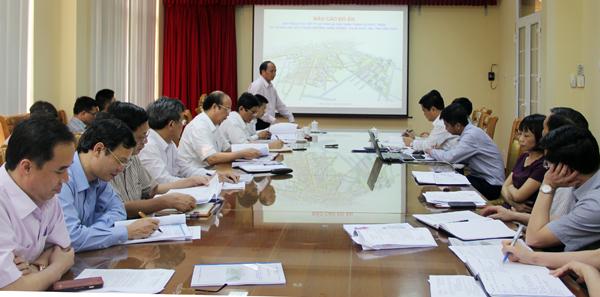Vĩnh Phúc: Quy hoạch cải tạo, chỉnh trang và phát triển đô thị Phúc Yên và Yên Lạc theo hướng hiện đại