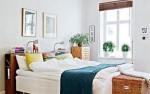 Ý tưởng thiết kế phòng ngủ cho mùa hè oi ả