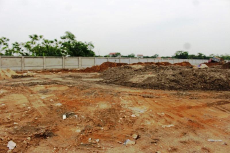 Nga Sơn, Thanh Hóa: Nhà thầu khắc phục sai phạm sau phản ánh của Báo Xây dựng