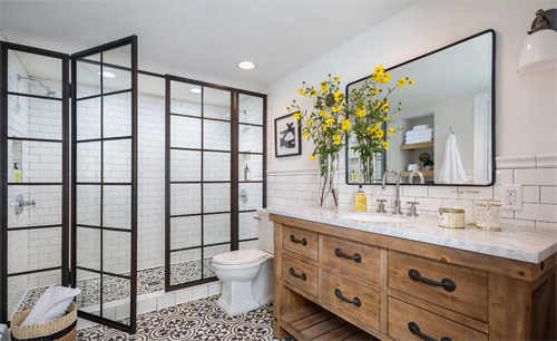 4 lỗi thiết kế khiến WC đẹp nhưng gây khó chịu