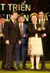 Tập đoàn BRG được vinh danh Nhà phát triển Bất động sản Uy tín nhất 2018