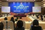 Khai mạc Diễn đàn Xúc tiến xuất khẩu Việt Nam 2018