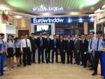 Sản phẩm mới của Eurowindow thu hút khách hàng tại Vietbuild Đà Nẵng