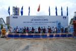 Khởi công xây dựng dây chuyền 2 nhà máy xi măng Tây Ninh