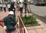 Hà Nội phá rào chắn đoạn đường tranh chấp giữa hai chung cư