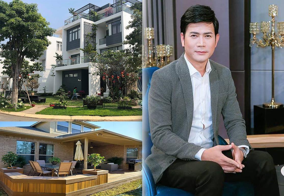 'Soi' hai biệt thự giá hàng chục tỉ ở Mỹ và Việt Nam của ca sĩ Quách Thành Danh