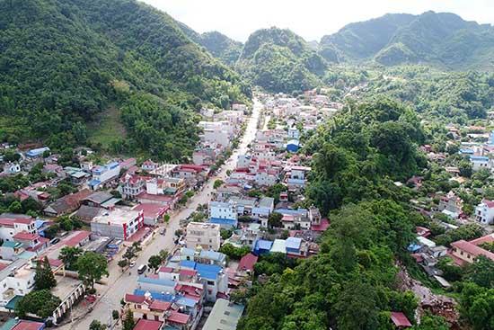 Đề án đề nghị công nhận Đô thị Mộc Châu, huyện Mộc Châu, tỉnh Sơn La đạt tiêu chí đô thị loại IV