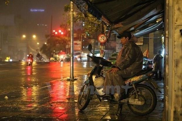 Từ đêm 11/4, Bắc Bộ và Bắc Trung Bộ có mưa dông, đề phòng lốc