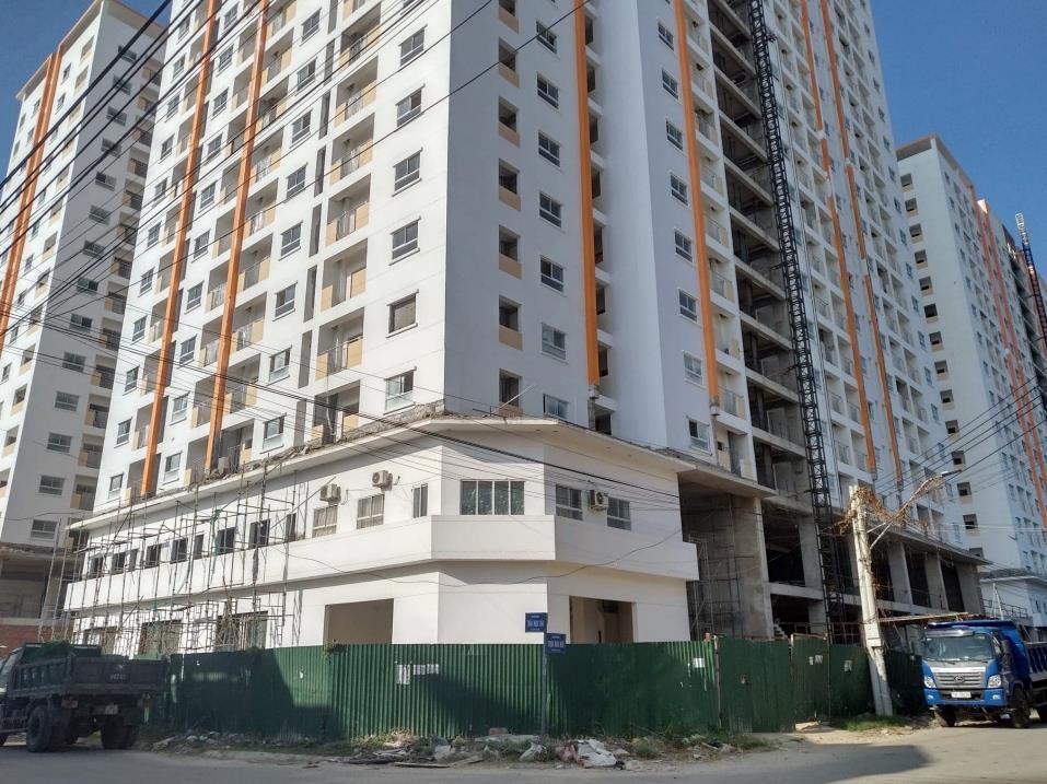 Khánh Hòa: Kiểm tra, rà soát tình hình thực hiện dự án NƠXH của Cty CP Tư vấn - Thương mại - Dịch vụ Địa ốc Hoàng Quân