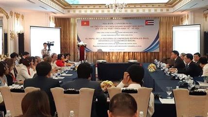 Chia sẻ kinh nghiệm cải cách DNNN thúc đẩy tăng trưởng kinh tế