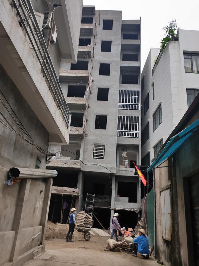 Bắc Từ Liêm (Hà Nội): Cần kiên quyết trong xử lý vi phạm trật tự xây dựng