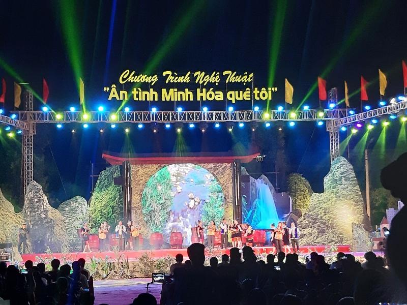 Quảng Bình: Tháng Ba lên Minh Hóa chung vui hội Rằm