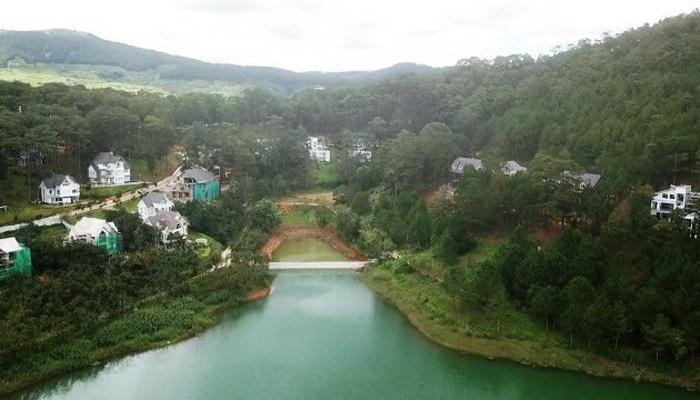 Yêu cầu Lâm Đồng xử lý các dự án bất động sản lấn chiếm Hồ Tuyền Lâm