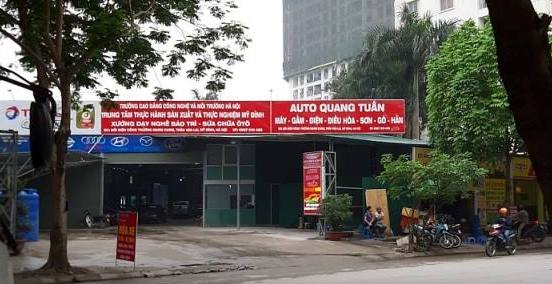 """Nam Từ Liêm (Hà Nội): Hàng nghìn m2 đất trường học """"biến tướng"""" thành nhà xưởng kinh doanh trục lợi"""