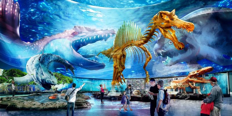 Singapore đầu tư hàng tỷ USD xây khu du lịch đẳng cấp thế giới