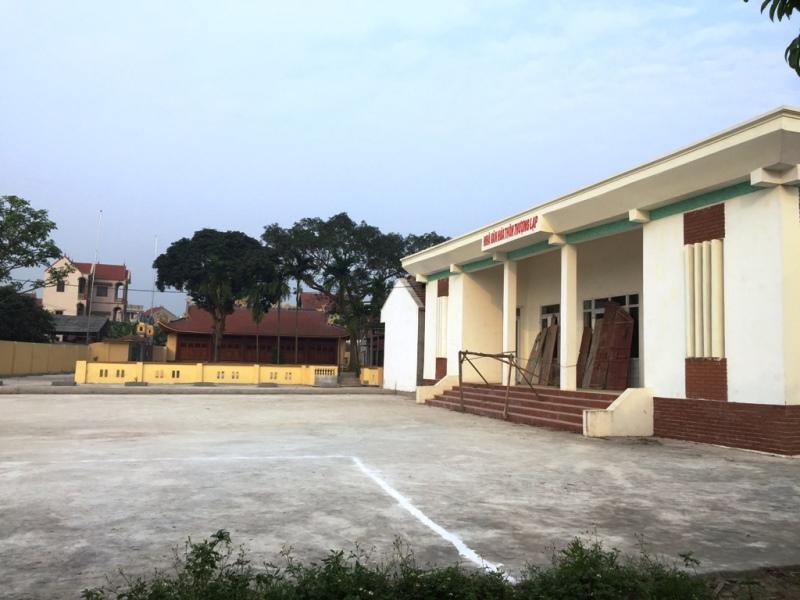 Vĩnh Tường (Vĩnh Phúc): Xã Tân Tiến khởi sắc nhờ nông thôn mới