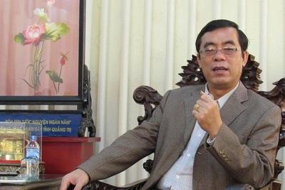 Bộ Nội vụ yêu cầu sớm miễn nhiệm Chủ tịch UBND tỉnh Quảng Trị