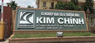 """Hải Dương: Xí nghiệp Vận tải và Thương mại Kim Chính """"xẻ thịt"""" đất cho thuê trái pháp luật"""
