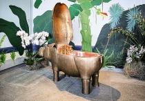 Chiêm ngưỡng nội thất phòng tắm nghệ thuật trị giá… 64 tỷ đồng