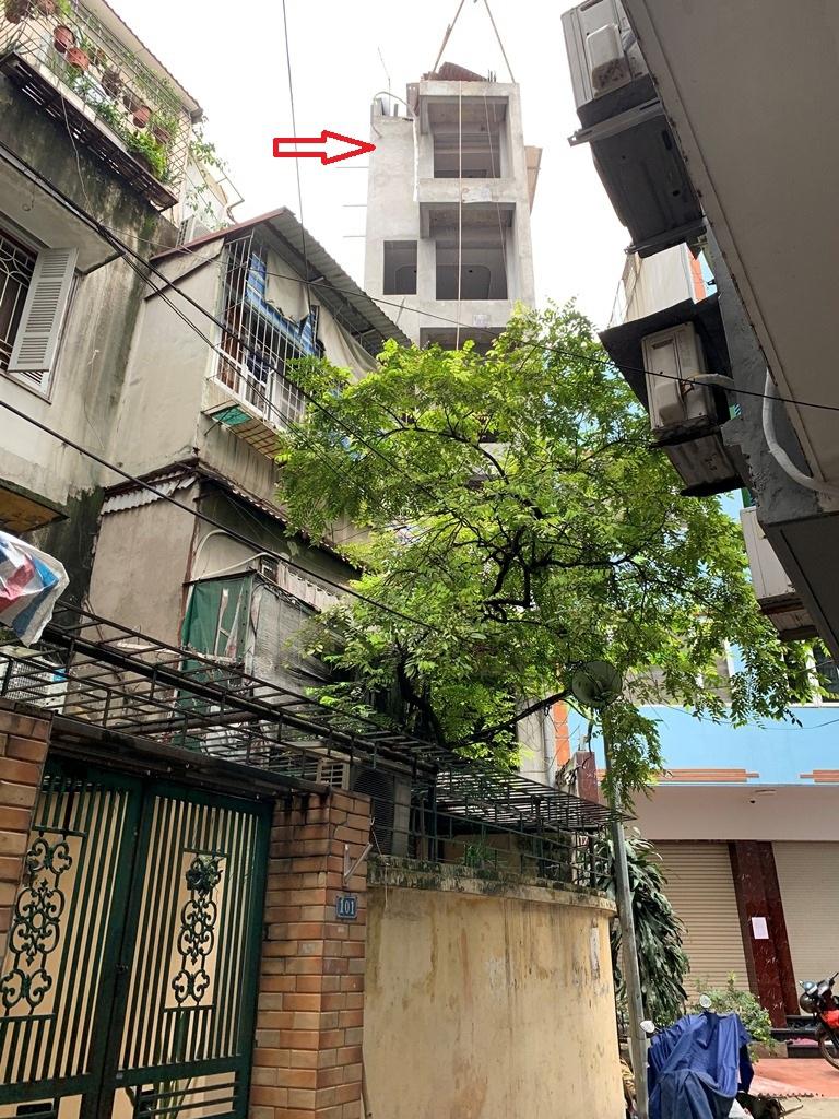 Hà Nội: Cần làm rõ công trình có dấu hiệu vi phạm trật tự xây dựng tại phường Nam Đồng
