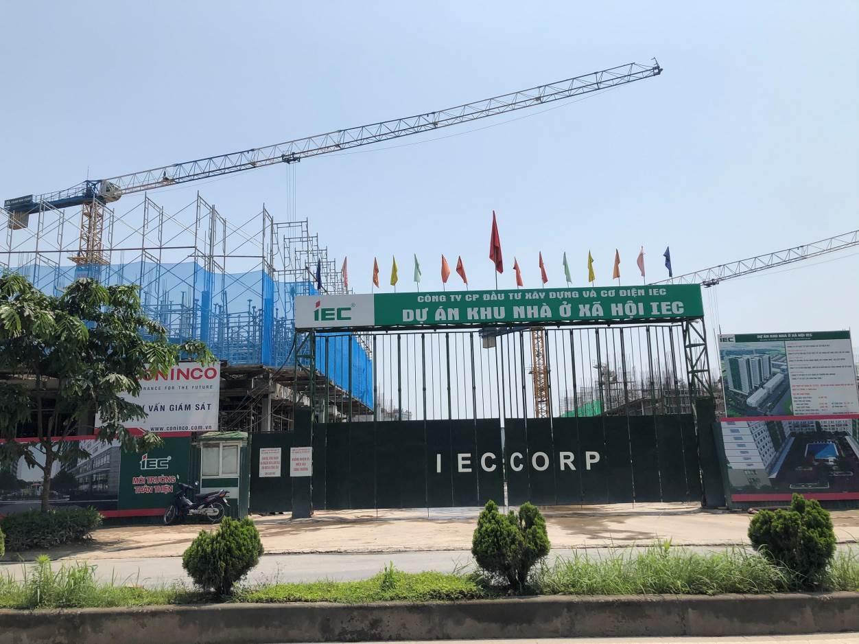 """Hà Nội: Những """"cảnh báo"""" cho khách hàng khi mua nhà tại dự án IEC Thanh Trì"""