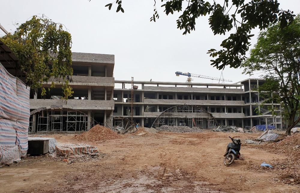 Bắc Giang: Bất nhất tiêu chuẩn trong xây dựng trường mầm non