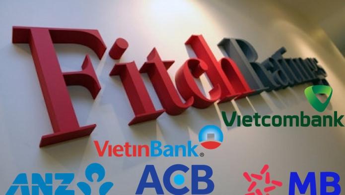 Fitch Rating hạ triển vọng tín nhiệm 5 ngân hàng do ảnh hưởng của Covid-19