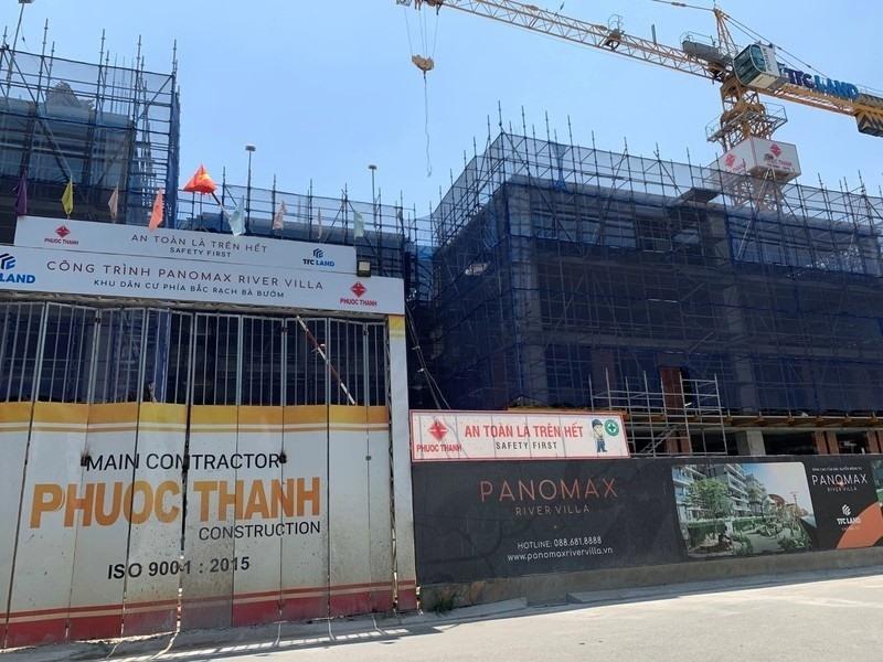 """""""Hô biến"""" thêm gấp đôi số căn hộ được cấp phép, TTC Land """"đút túi"""" hàng trăm tỷ đồng từ dự án Panomax River Villa"""