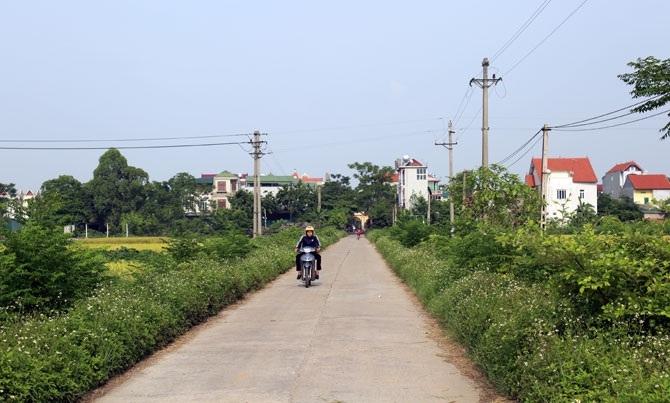 Bình Xuyên (Vĩnh Phúc): Những kết quả sau 10 năm xây dựng Nông thôn mới