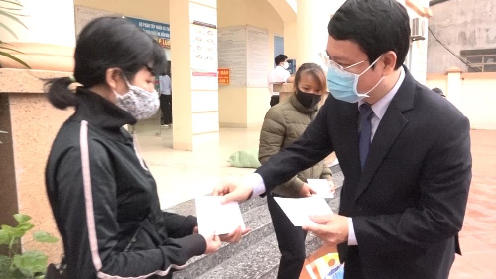 Cẩm Phả (Quảng Ninh): Điểm sáng tích cực trong thực hiện Chỉ thị 16 của Thủ tướng Chính phủ về phòng chống dịch Covid-19
