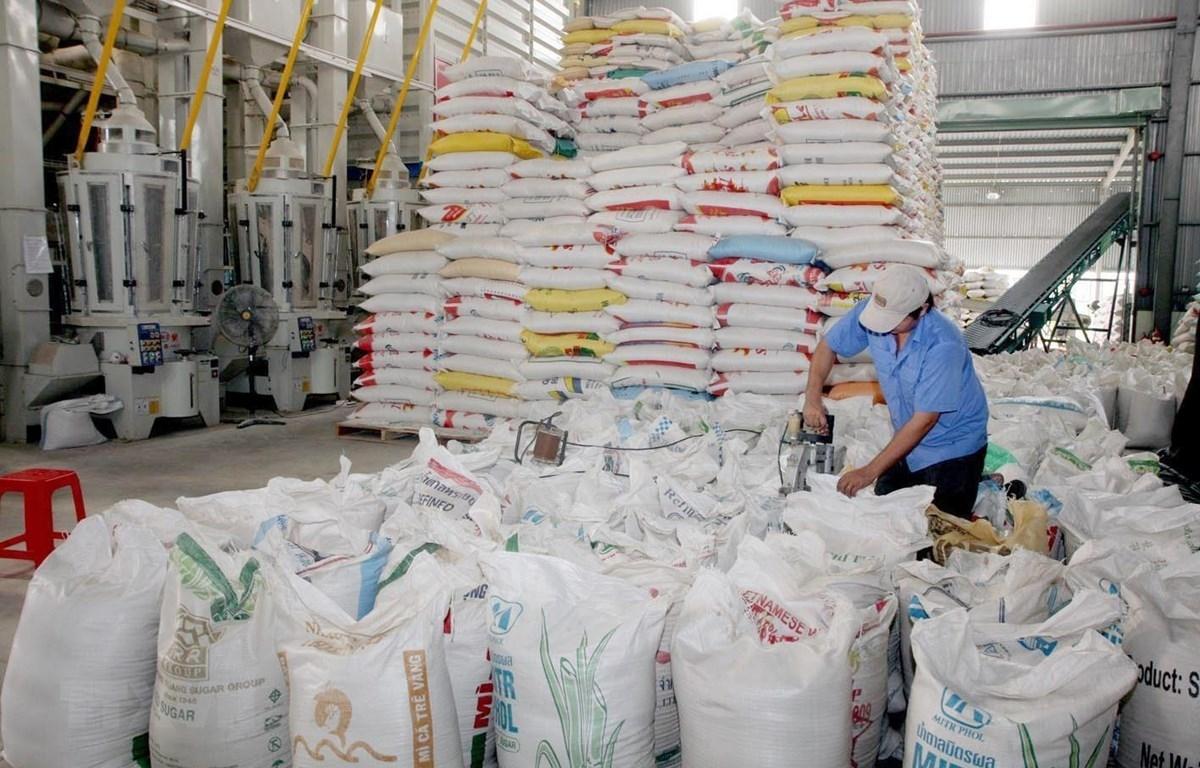Thêm 38.000 tấn gạo nếp được xuất khẩu trong hạn ngạch tháng 4