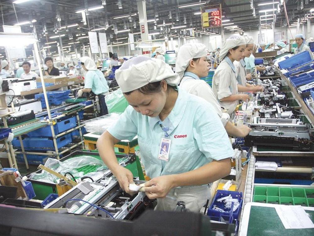 93 quốc gia và vùng lãnh thổ đã đầu tư vào Việt Nam
