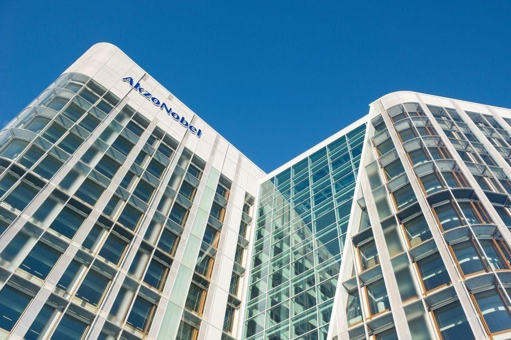 AkzoNobel toàn cầu tăng trưởng 31% nhờ cải thiện hiệu suất