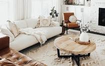 Những chiếc sofa êm ái khiến bạn muốn nằm ườn trên đó cả ngày