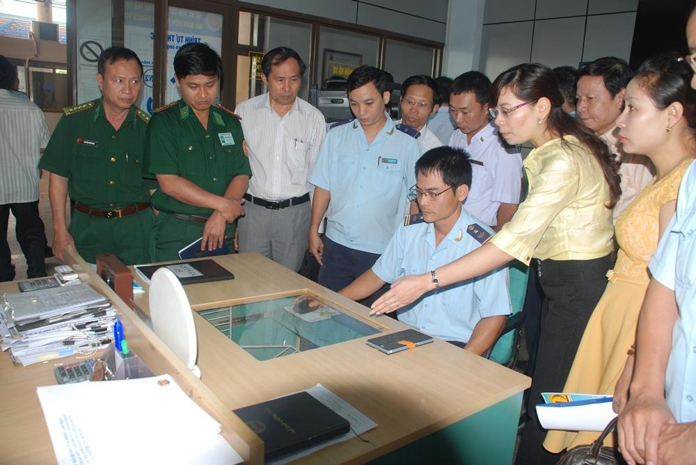 Quảng Trị: Xây dựng hệ thống thanh toán không dùng tiền mặt