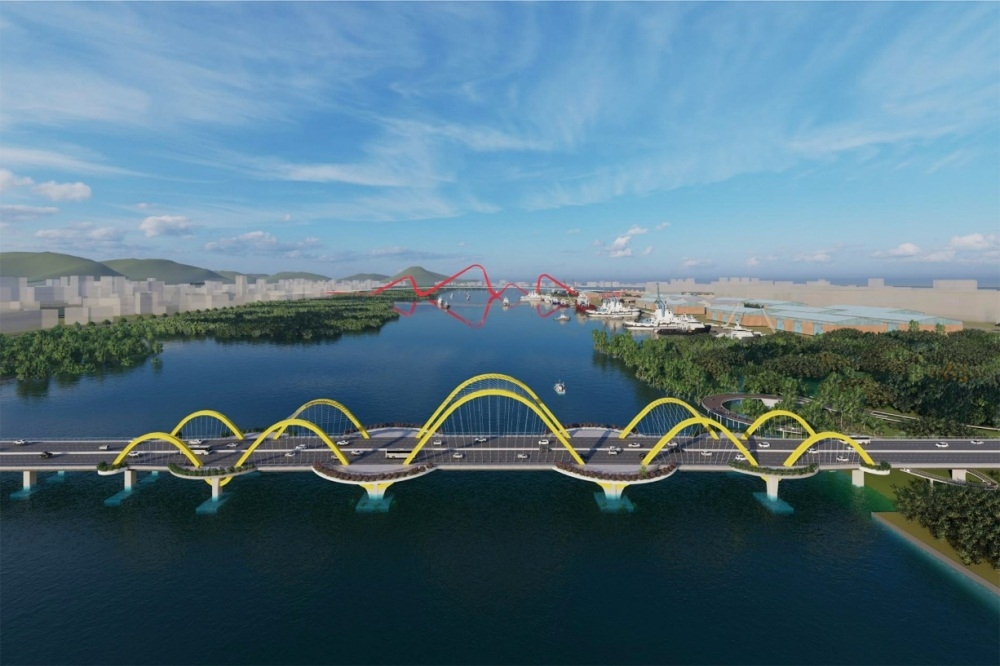Quảng Ninh: Khởi công xây dựng cầu Cửa Lục 1