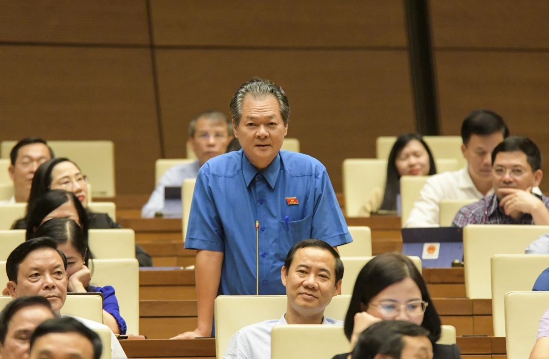 Thảo luận về đại biểu chuyên trách của Thành phố Hà Nội