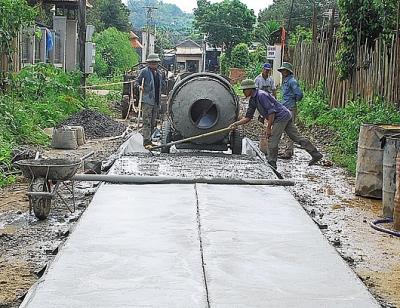 Hà Nội: 4 huyện của thành phố đạt chuẩn Nông thôn mới
