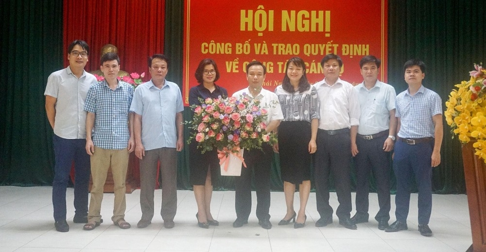 Thái Nguyên: Điều động, bổ nhiệm nhiều lãnh đạo ngành Nông nghiệp và Phát triển Nông thôn